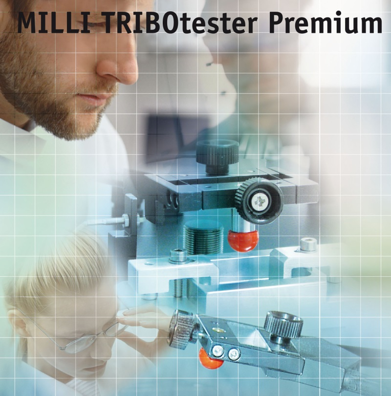 milli tribometers